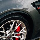 Z06 Wheel Detail by trackography