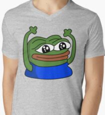 HYPERS PepeHype Men's V-Neck T-Shirt