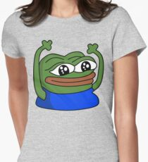 HYPERS PepeHype Women's Fitted T-Shirt