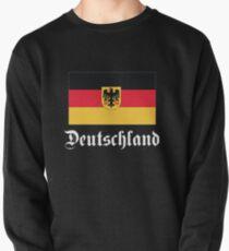 Deutschland - dark tees Pullover