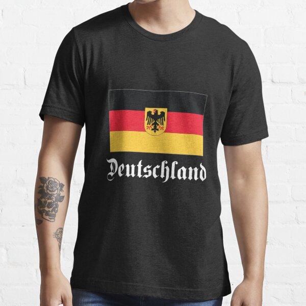 Deutschland - dark tees Essential T-Shirt