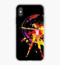 mars splash iPhone Case