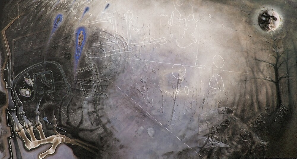 Avatar by Anubis CD art-work by Mudda
