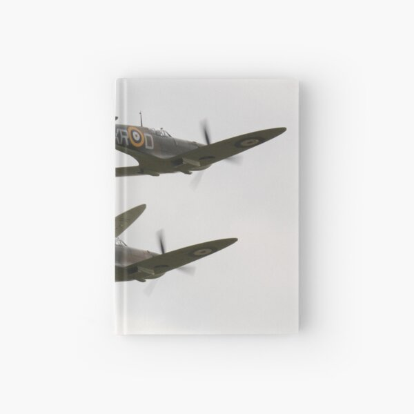 Supermarine Spitfire Hardcover Journal