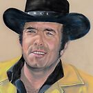 Adam Cartwright  --  Pastel by Linda Sparks