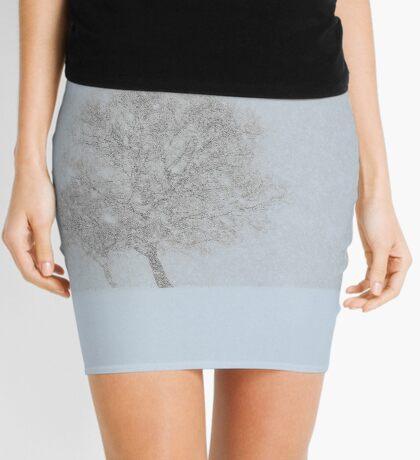 Winter seaside Mini Skirt