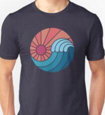 Camiseta unisex Sol y mar