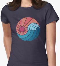 Sun & Sea Women's Fitted T-Shirt
