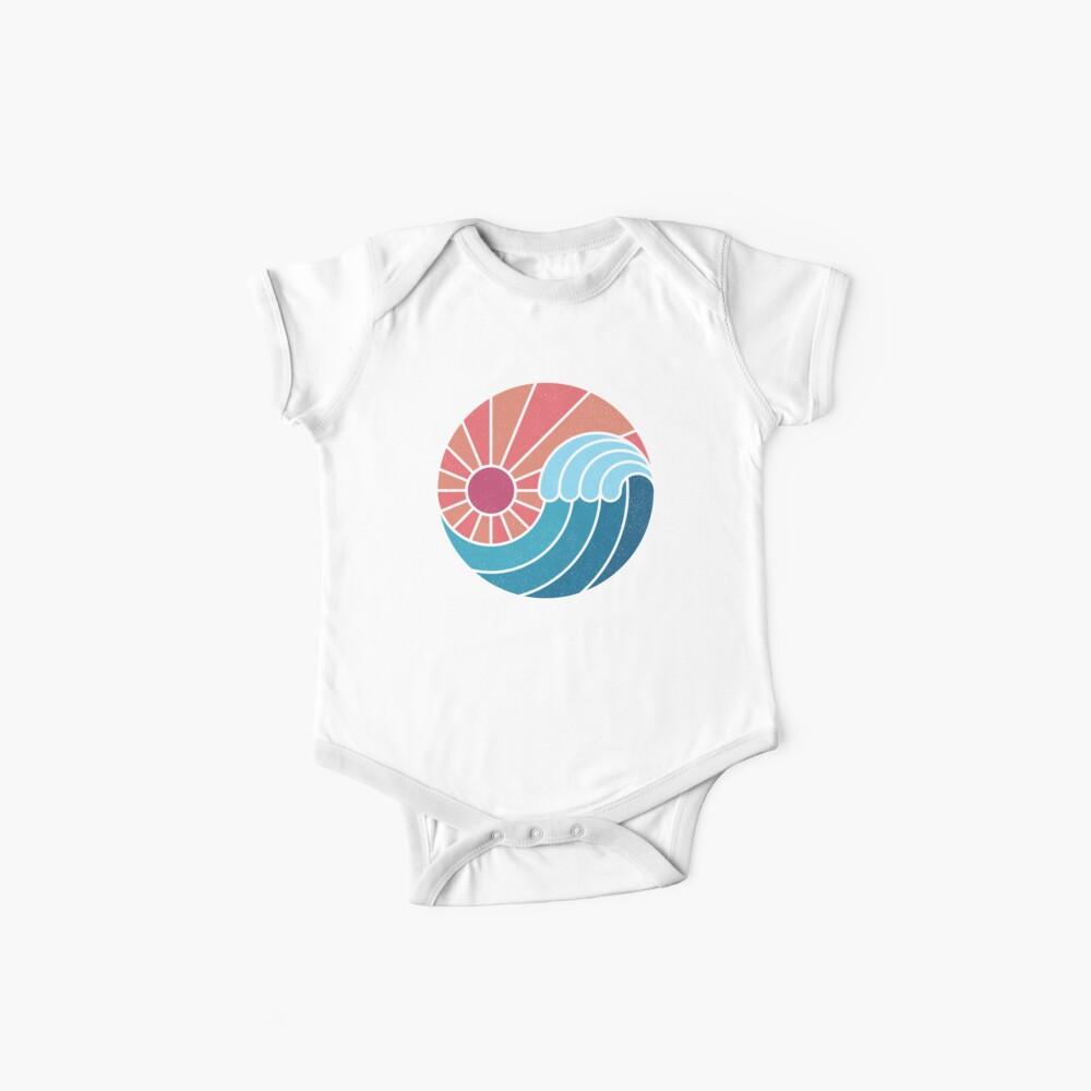 Sol y mar Body para bebé
