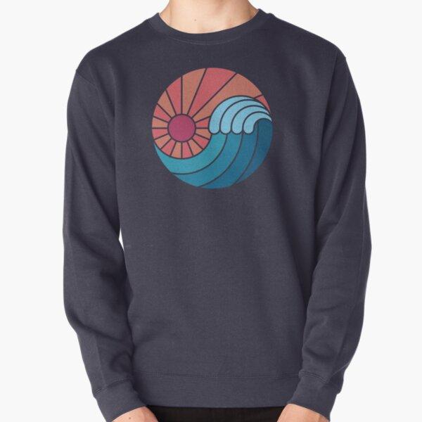 Sun & Sea Pullover Sweatshirt