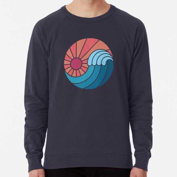 Sun & Sea Lightweight Sweatshirt