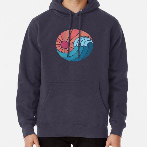 Sun & Sea Pullover Hoodie