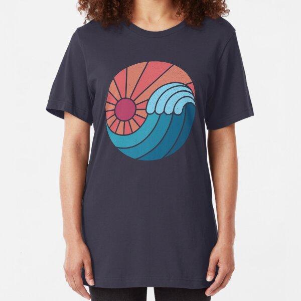 Sun & Sea Slim Fit T-Shirt