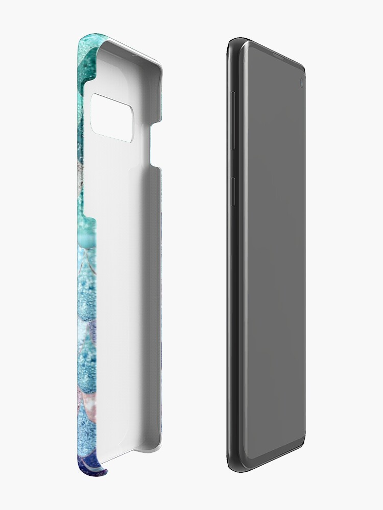 Alternative Ansicht von SUMMER MERMAID II Hülle & Klebefolie für Samsung Galaxy