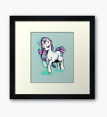 rarity Framed Print