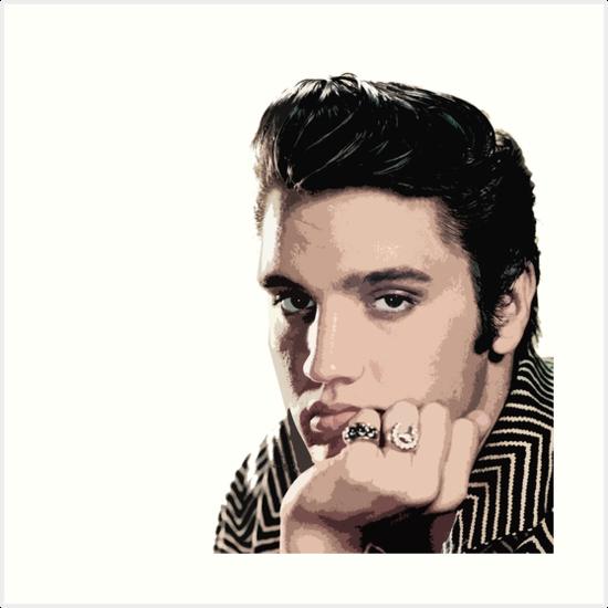 Elvis by DearAna
