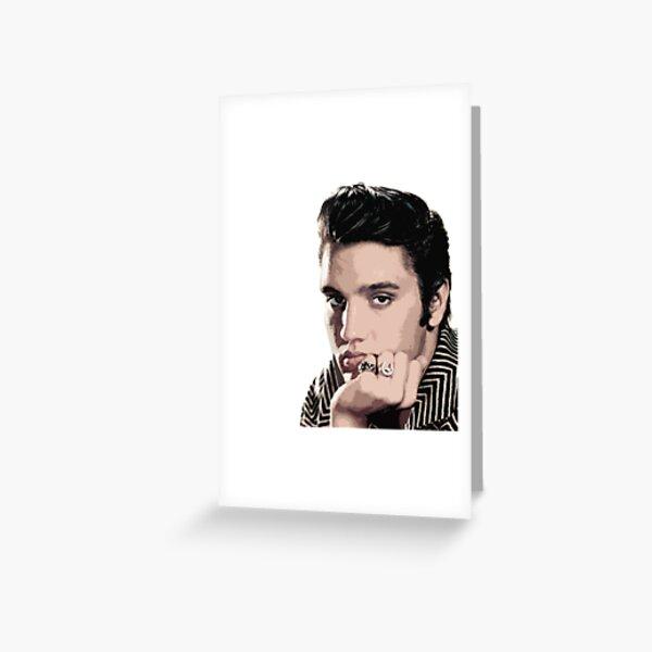 Elvis Carte de vœux