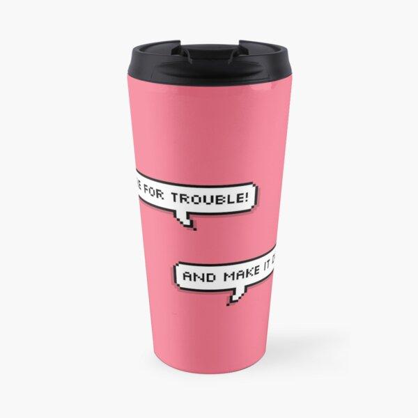 Team Rocket Mantra Travel Mug