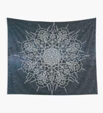 Raum-Mandala Wandbehang