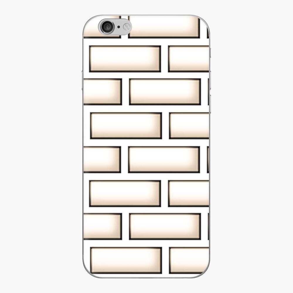 Ziegel iPhone Klebefolie