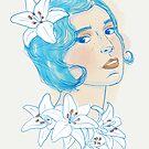 Lily Girl by iamsla