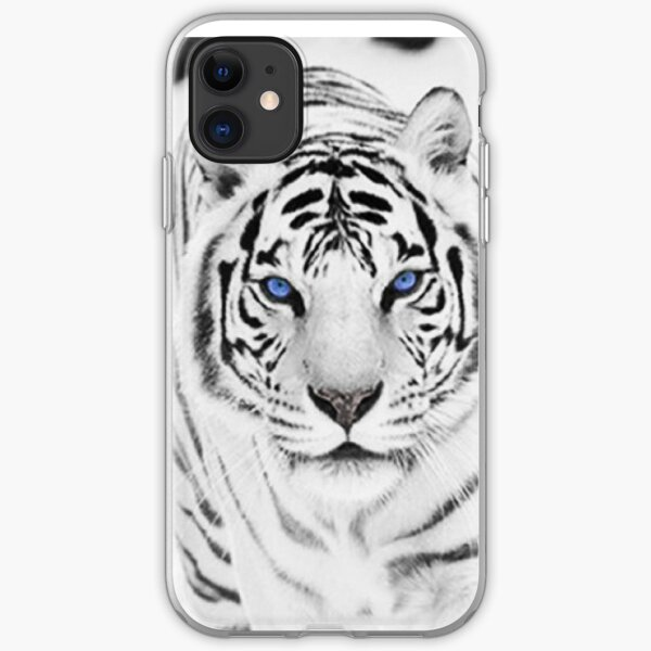 White Tiger Wallpapers Iphone Cases Covers Redbubble