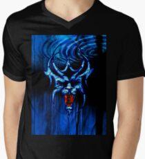 Goblin  005   Men's V-Neck T-Shirt