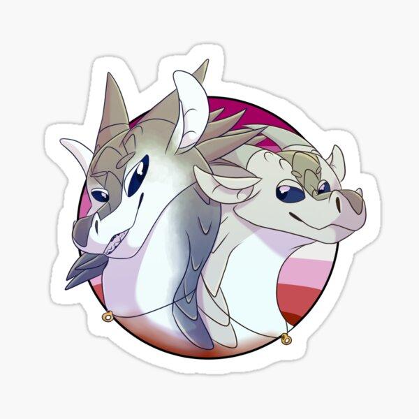 Kindred Spirits  Sticker