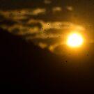 « Snowy sunset » par MrDrien