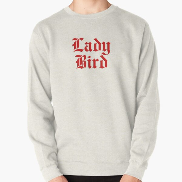 lady bird Pullover Sweatshirt