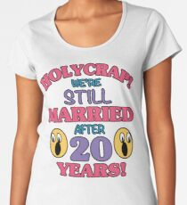 Funny 20th Anniversary Women's Premium T-Shirt