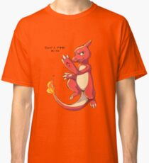 Dont F*** with Charmeleon  Classic T-Shirt