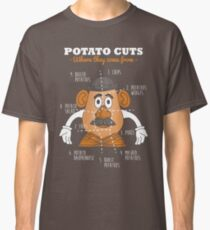 Potato Cuts Classic T-Shirt