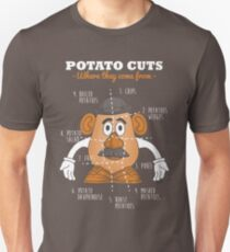 Potato Cuts Unisex T-Shirt