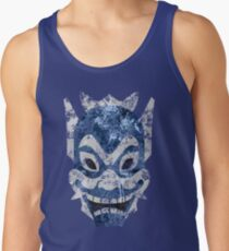 Blue Spirit Splatter Tank Top