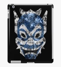 Vinilo o funda para iPad Blue Spirit Splatter