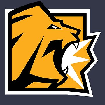 Lion Operator Icon by mbftees