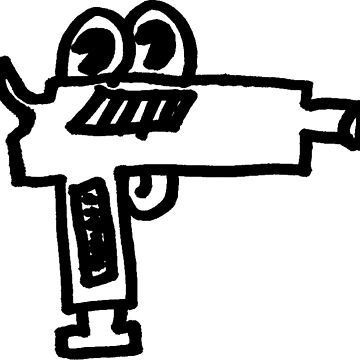 GUN by spook-city