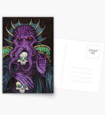Mind Flayer - Azhmodai 2018 Postcards