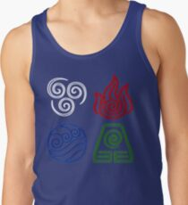 Four Elements Minimalist Tank Top