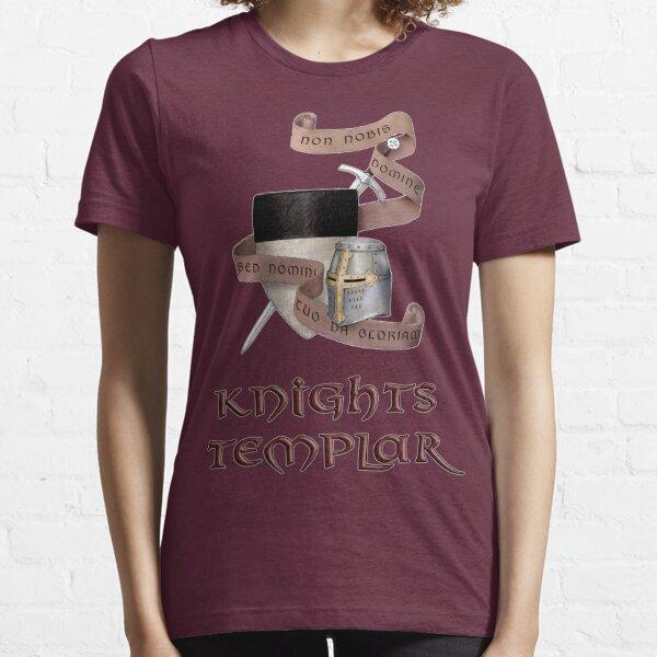 Non Nobis Domine Essential T-Shirt