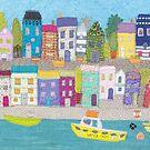 Sea Town by Jackie  Gale