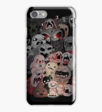 Binding of isaac fan art iPhone Case/Skin