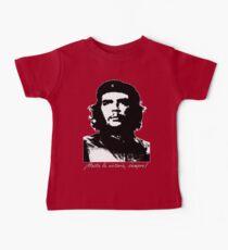 Che Guevara Pop Art Tshirt Baby Tee