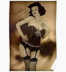 Paris France 1927 Poster