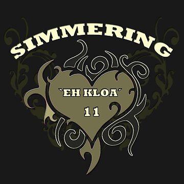 Austria T-Shirts / Vienna Simmering by lemmy666