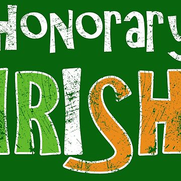 Honorary Irish  by bethcentral