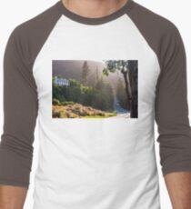 Light your Journey Men's Baseball ¾ T-Shirt