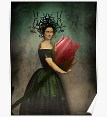 Mona's rose Poster