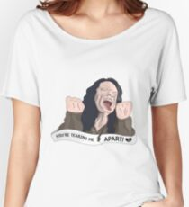 Tearing Me Apart Women's Relaxed Fit T-Shirt